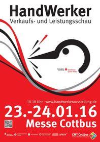 Handwerkerausstellung Cottbus 23.-24.01.2016